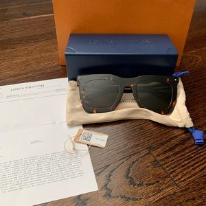 Louis Vuitton La Grande Bellezza sunglasses